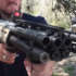 Quad-barrel shotgun fires a literal wall of lead (VIDEO)